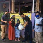 Ormas GIBAS DKI Berikan Bantuan Sembako Kepada Yayasan Daffa Bina Nusantara.