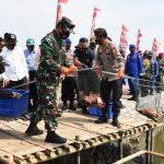 Dukung Ketahanan Pangan Nasional, TNI – Polri Luncurkan Program Kampung Tangguh Nusantara
