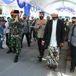 Panglima TNI : Para Santri Harus Selalu Menjaga Protokol Kesehatan