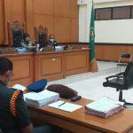 Pengadilan Militer Vonis 12 Tahun Penjara Pembunuh Babinsa Pekojan