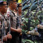 Penindakan Tim Gabungan TNI – Polri di Sugapa, 1 KKSB Tewas