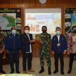 Korem 174 Merauke  Siap Dukung PON XX di Papua