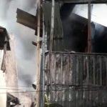 Kebakaran Hanguskan Kurang Lebih 100 Rumah Warga di Wilayah Keadilan Keagungan