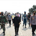 Panglima TNI, Kapolri, Dan Ketua DPR RI Tinjau Lokasi Penyekatan Mudik 2021