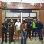 Pidsus Bersama Intelijen Kejari Jakpus Ringkus Buronan Terpidana Pembobol Bank Rp 120 Miliar
