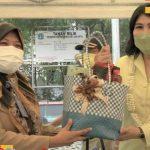 Kembalikan Semangat UMKM, IAD DKI Jakarta Bersama IAD Jakpus Kunjungi Jakpreneur